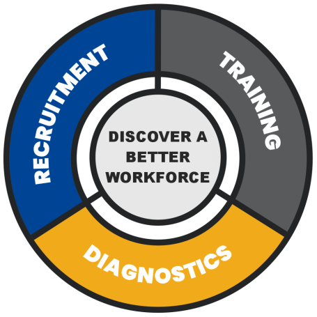 Discovery Talent Management Wheel